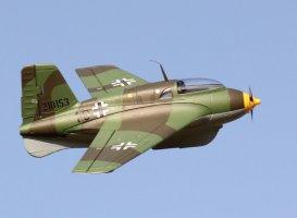 Me-163 Flugfertig