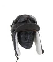 Pilotenhaube WW I, Hut / Mütze