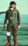 Japanischer WWII Pilot, Warbirdpilot