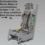 Schleudersitz Typ ACES II 1:6 (kit)
