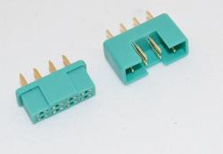 MPX- Stecker u. Buchse 8-Pin