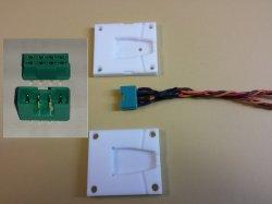 Jetzt auch MPX- Zugentlastung 8-Pin