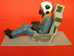 Pilotensitz, Schleudersitz Sport Scale 1:8 (kit)